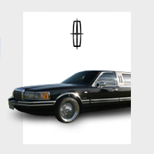 Black Lincoln Stretch Limousine