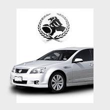 Silver Caprice Sedan