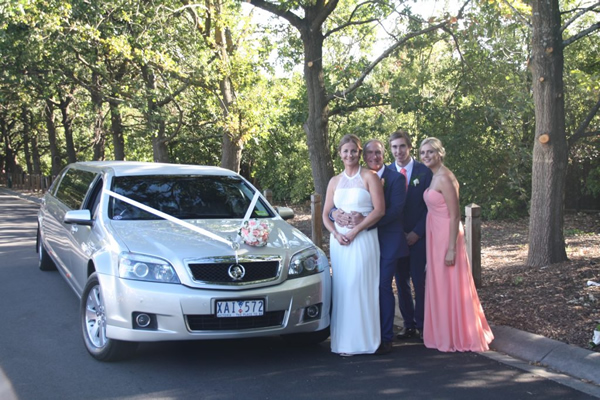 Wedding Car Hire Melbourne Debs & School Formals Limo Melbourne - Limousine King