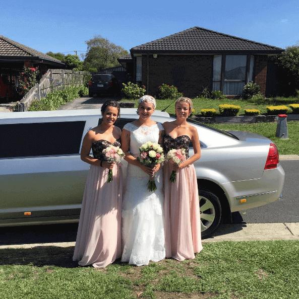 Luxurious Wedding Limousines